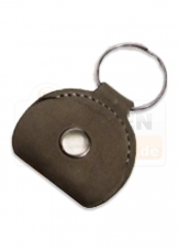 Gaucho Key Pickholder Leder anthrazit