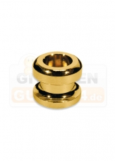 Boston Straplock Gurtpin gold